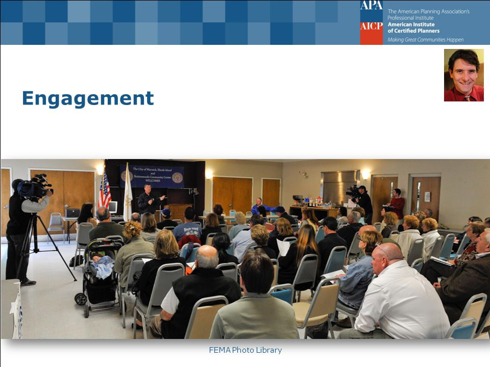 FEMA Photo Library Engagement