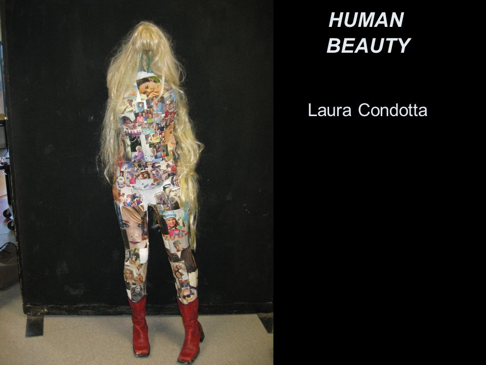 HUMAN BEAUTY Laura Condotta