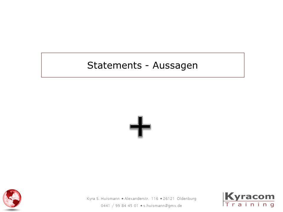 Kyra S. Huismann  Alexanderstr.