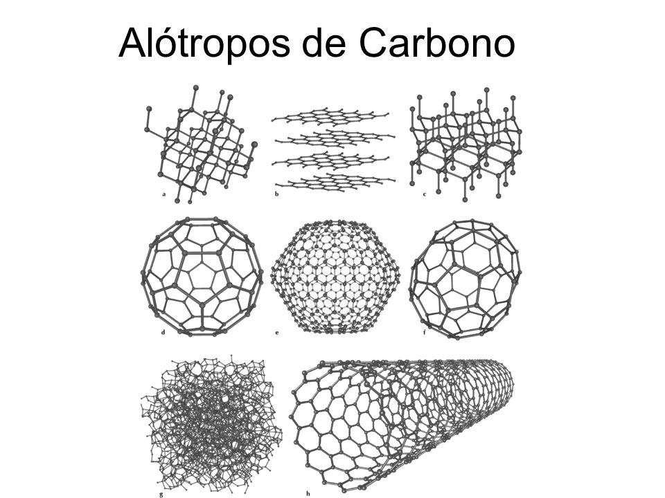 Alótropos de Carbono