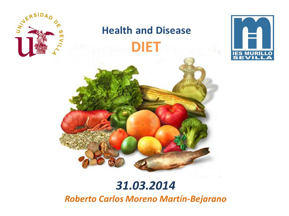 D) Diet and Health. Types of Diet. ACTIVITY Advantages and disadvantages of different diets.
