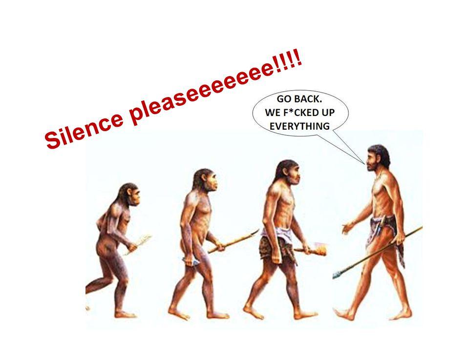 Silence pleaseeeeeee!!!!