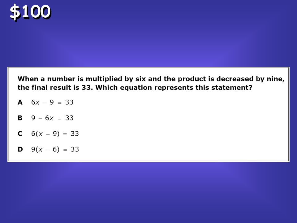 What is C? Scores