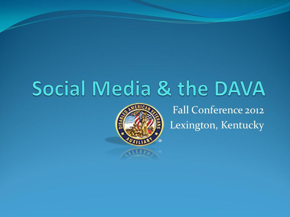 Fall Conference 2012 Lexington, Kentucky