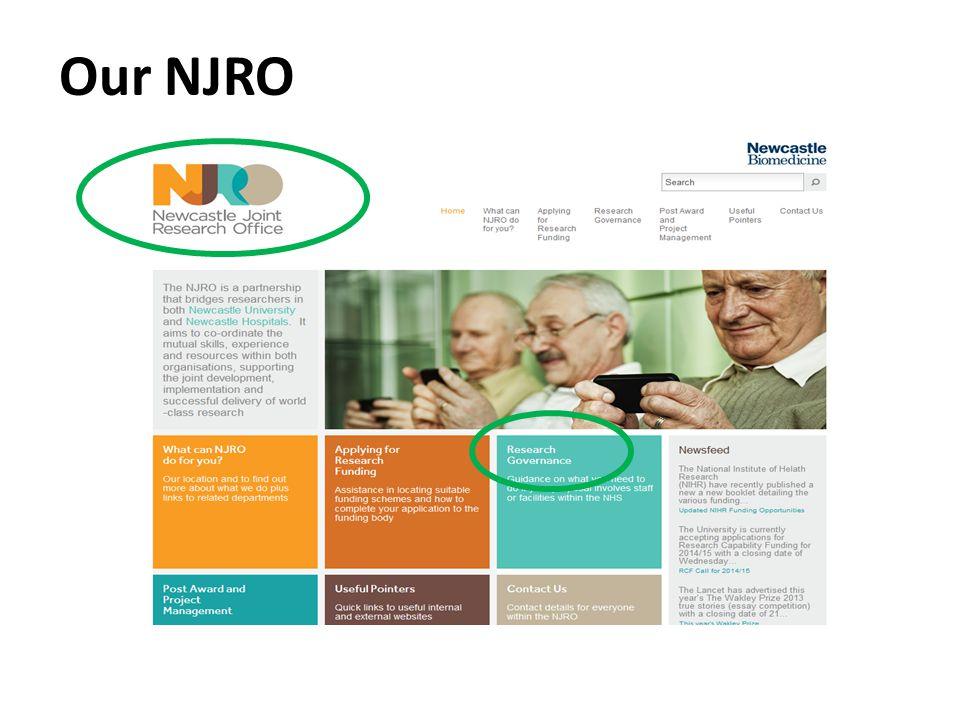 Our NJRO