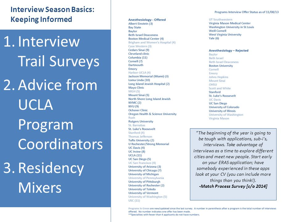 General Guidelines Formatting Consistency (CV only) Readability Word Choice Order What to include.