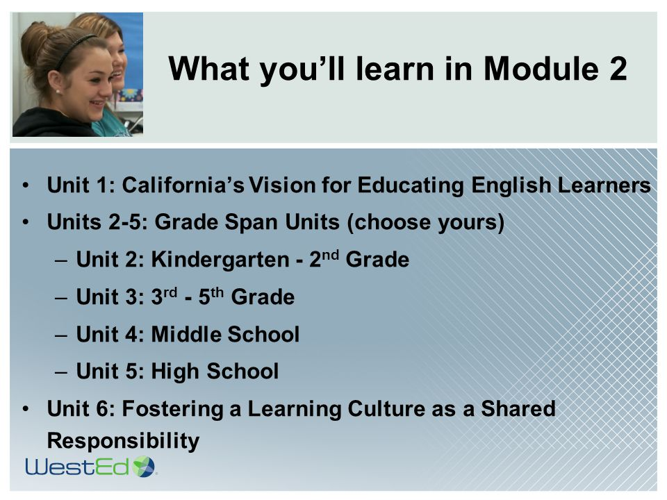 TOM TORLAKSON State Superintendent of Public Instruction How You'll Learn: The Professional Learning Modules Learning Cycle EngageLearnApply Reflect & Connect Check