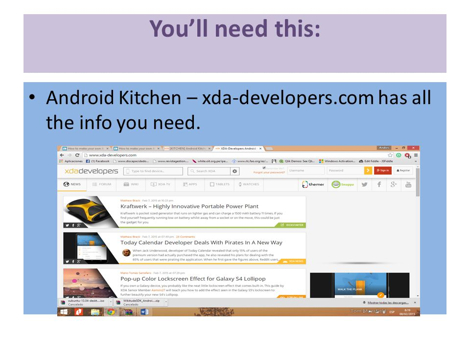 You'll need this: Android Kitchen – xda-developers.com has all the info you need.