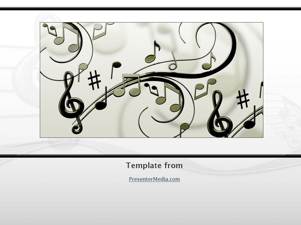 Template from PresenterMedia.com