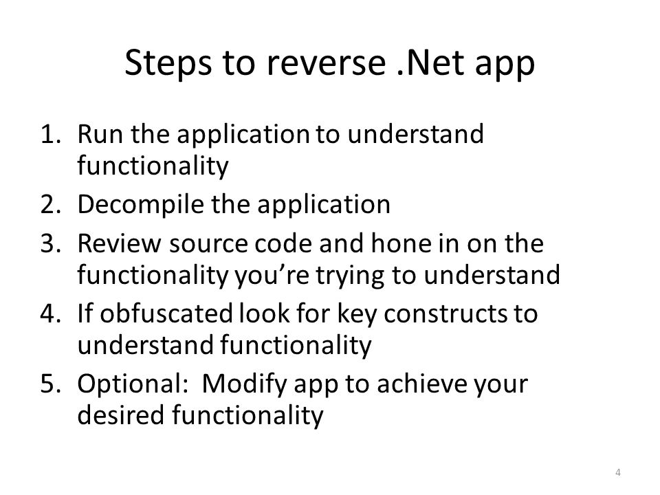 Application closes Less results which means which means less manual reviewing of code 45