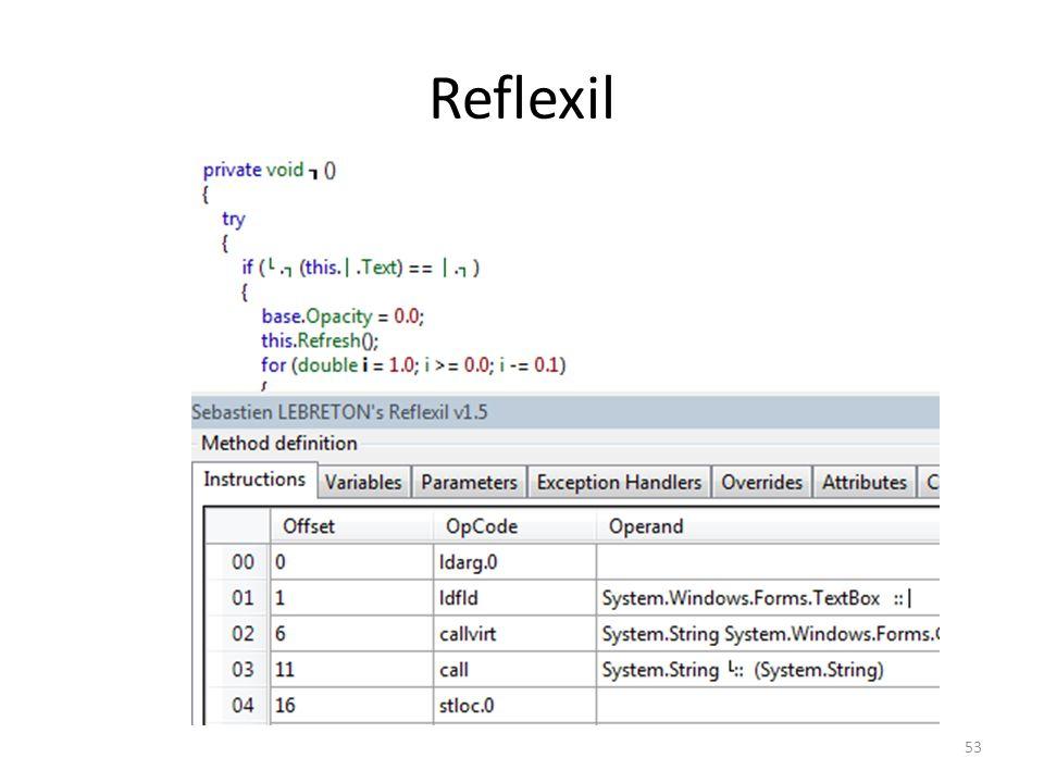 Reflexil 53