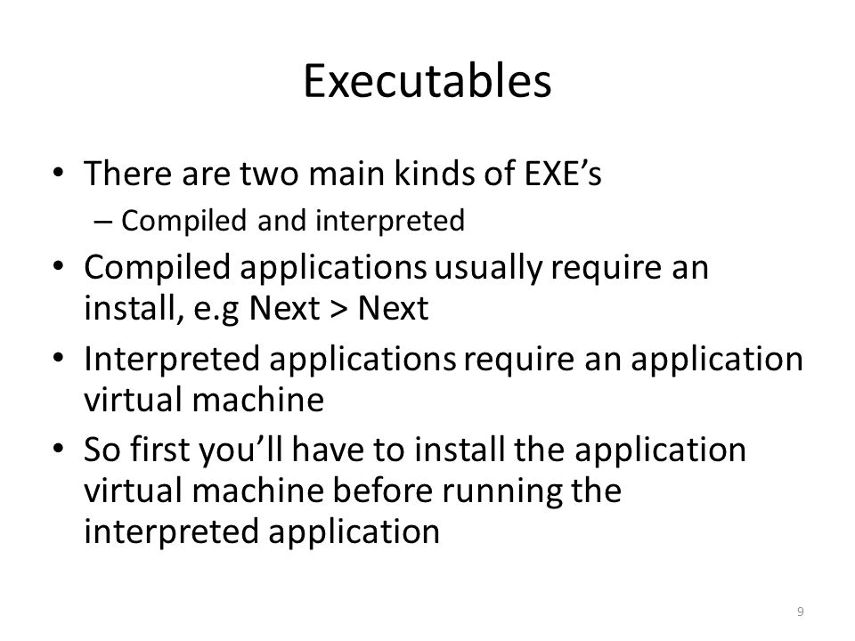 Decompilation tips Only analyze your exe tree and ignore dependencies that get pulled in 20