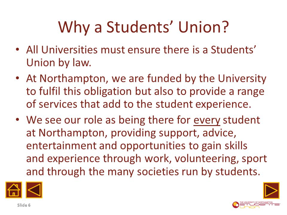 Employability The SU is committed to helping you to develop your skills, and to gain experience that will help you get a great job when you graduate.