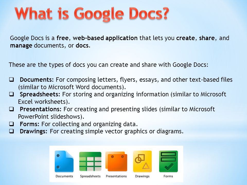 There are several reasons many people find Google Docs useful.