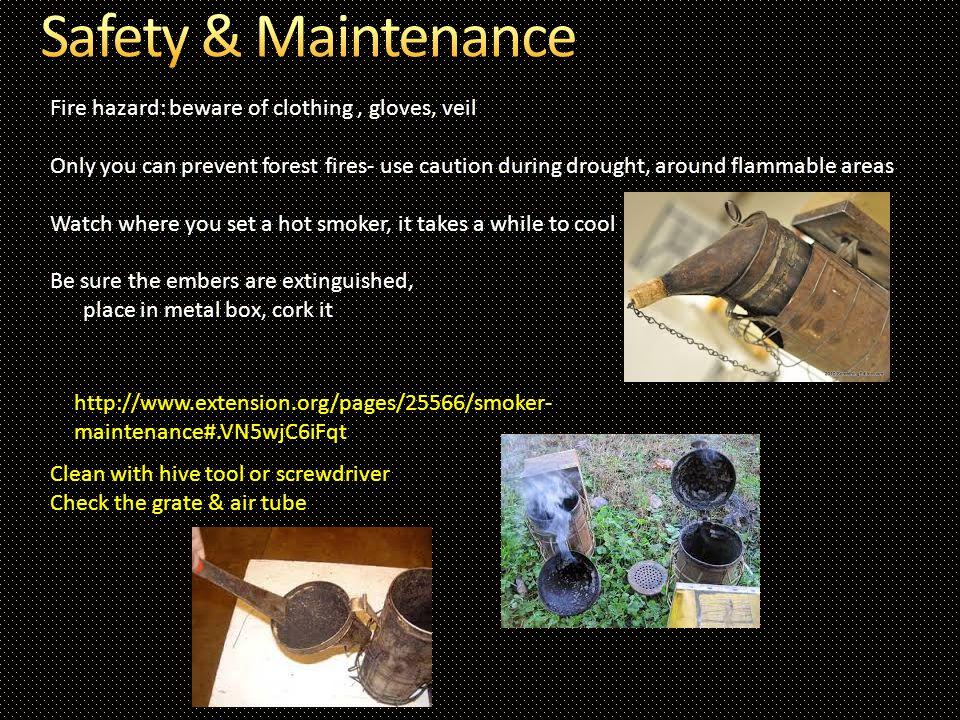 http://www.dave-cushman.net/ http://nybeewellness.org/ http://www.extension.org/bee_health http://scientificbeekeeping.com/ http://www.rochesterbeekeepers.com/
