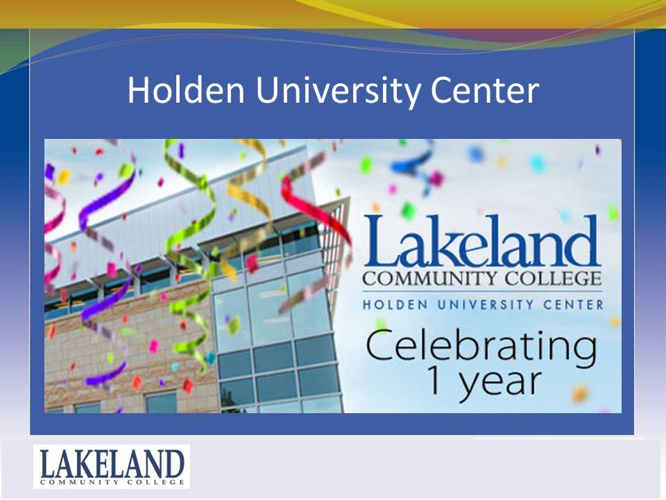 Holden University Center