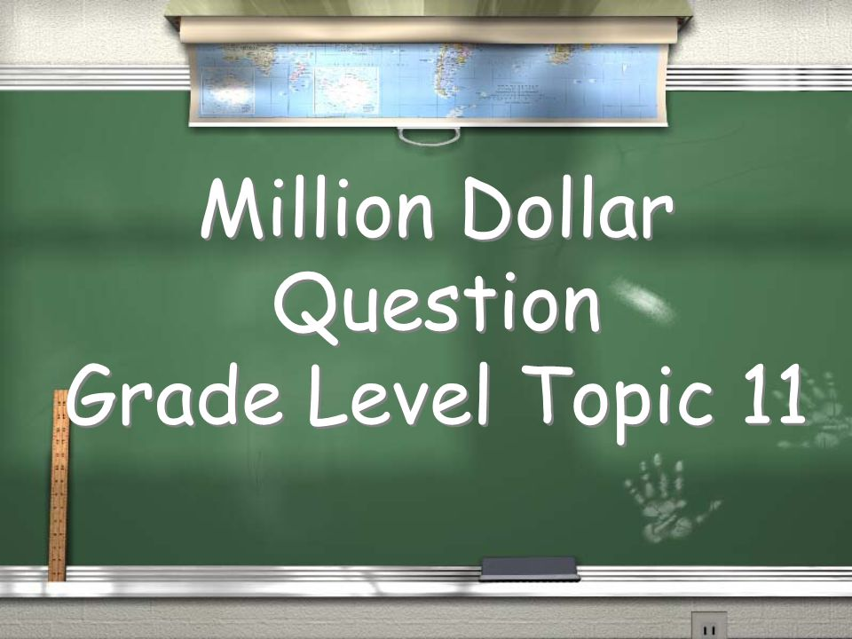 3rd Grade Topic 10 Answer A. Please lay your head on your desk if you are feeling ill. Return