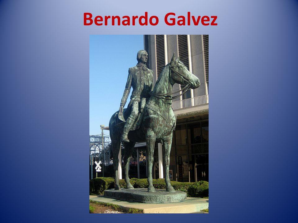 Bernardo Galvez