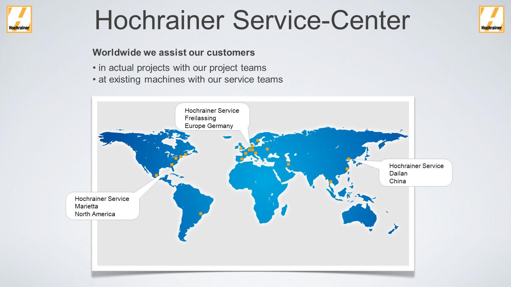 Hochrainer Service-Center Our service technicians Germany 03046Cottbus 04178Leipzig 06317Seegebiet Mansfelder 14480Potsdam 35325Mücke 36199Rotenburg a.d.