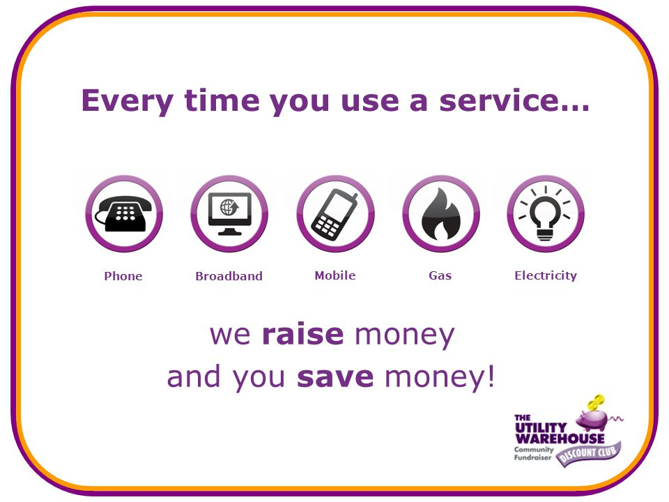 Online Shopping The Utility Warehouse partner with over 2,000 online retailers.
