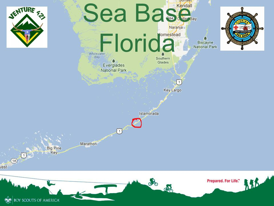 14 Sea Base Florida
