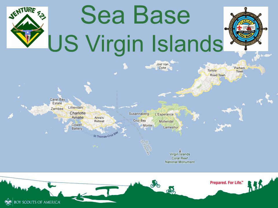 16 Sea Base US Virgin Islands