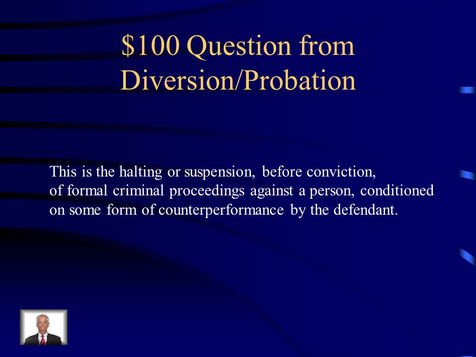 $500 Answer from Sentencing What is deterrence.