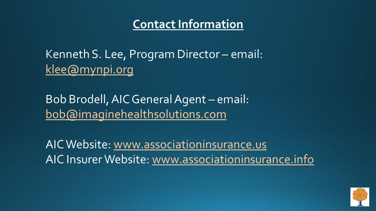 Contact Information Kenneth S.