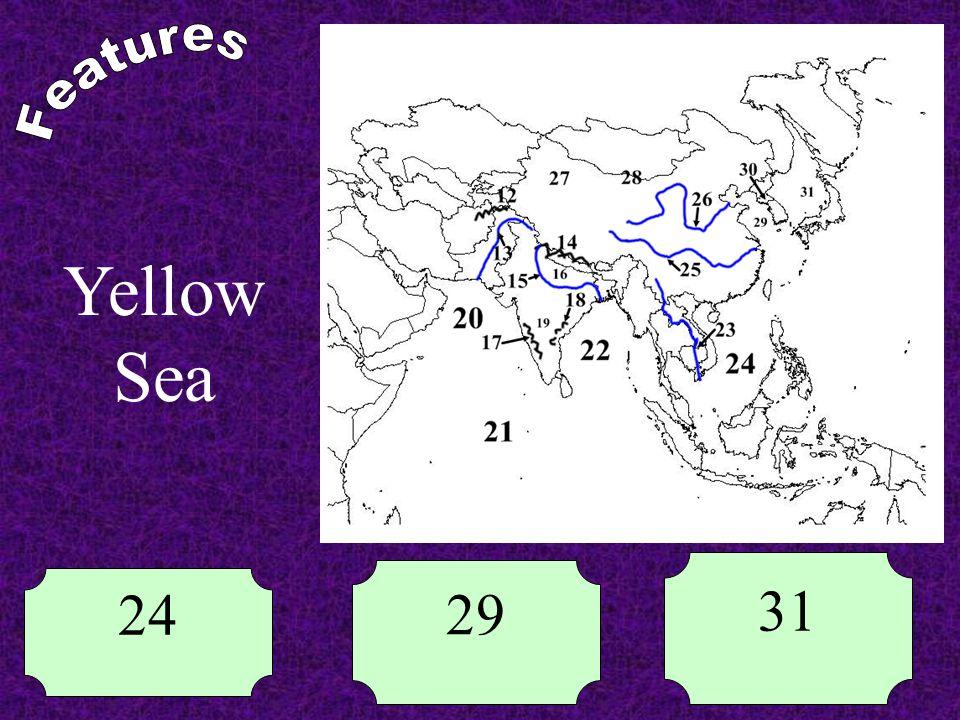 # 22 Arabian Sea Bay of Bengal Indian Ocean