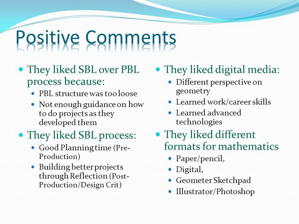 Student Interviews: December 3-4, 2010