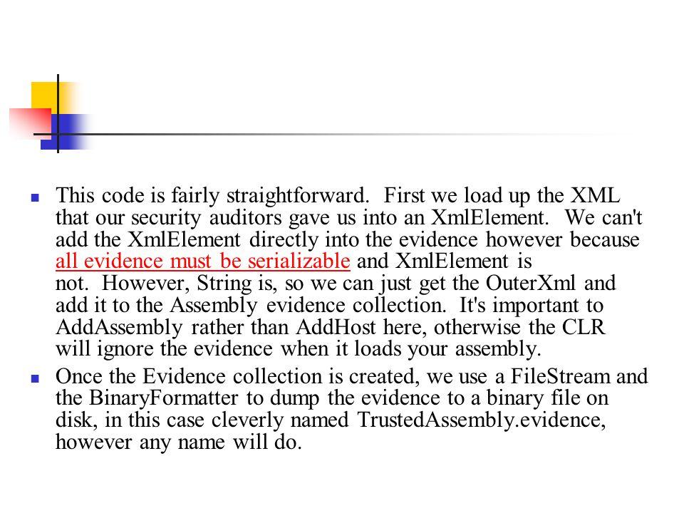 This code is fairly straightforward.