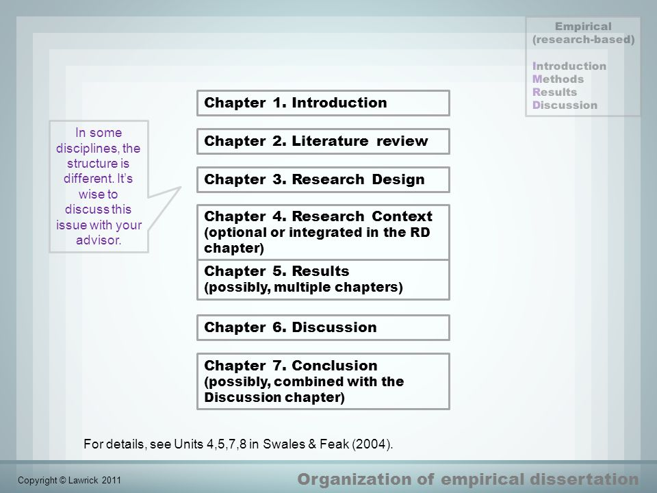 Writing a Discussion Section - Interprete the Results - Explorable com