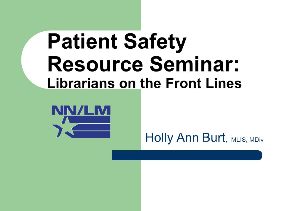 22 Exploring Patient Safety III Events - using tools like Root Case Analysis (RCA) Near miss Adverse event / Clinical event Preventable adverse event Reportable event Sentinel event