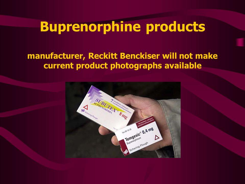 Buprenorphine molecule