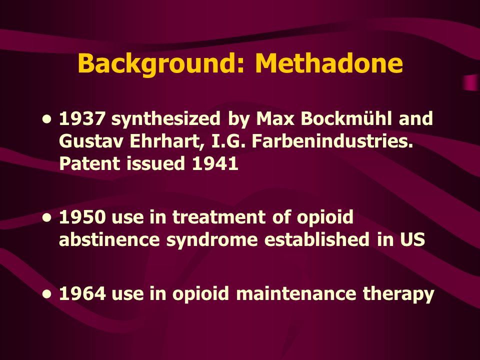 Background: Drug Control 1906 Pure Food and Drug Act 1914 Harrison Narcotic Act 1970 Controlled Substances Act