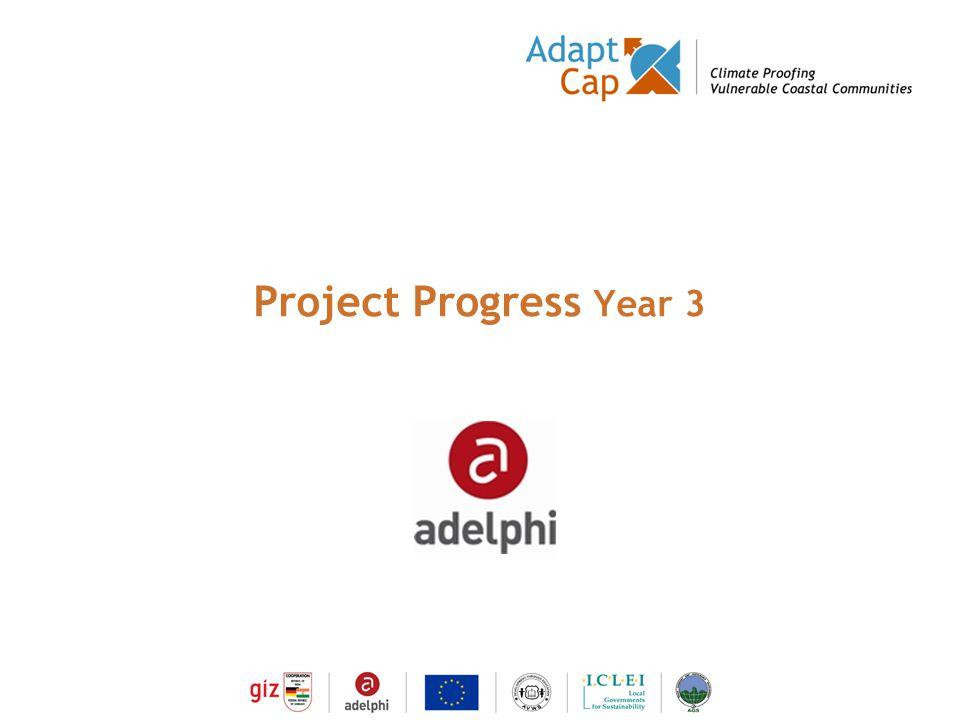 Dokumentation Ergebnisse 29./30 August 2006 / Folie 2 Folie 2 Project Progress Year 3