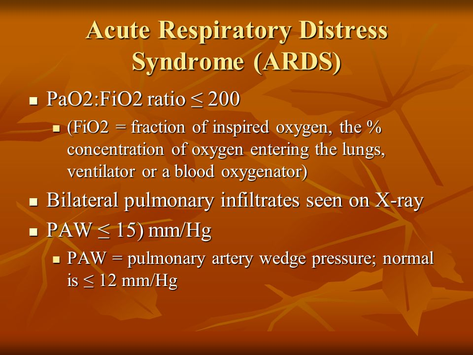Chronic Respiratory Failure Asthma Asthma COPD COPD Bronchiectasis Bronchiectasis Cystic Fibrosis Cystic Fibrosis Infiltrative disease of the lung Infiltrative disease of the lung Pulmonary hypertension Pulmonary hypertension