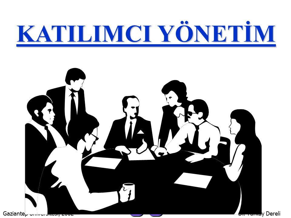 > > < < Gaziantep Üniversitesi, 2002Dr. Türkay Dereli Ne yani, hiç beğendiğiniz bir fikir yok mu