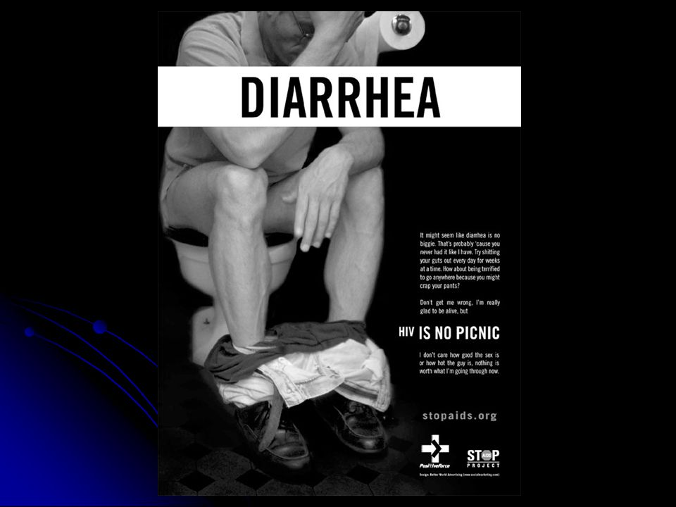 Organ Transplants 30,000 per year 30,000 per year Diarrhea is a common complication Diarrhea is a common complication Can result in badness.