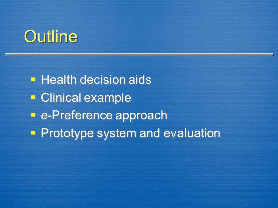 Decision Analysis Guideline Decision Analysis Total TreatDo not treat Treat 482270 Do not treat 111627 593897 17 on treatment 28 on treatment (Protheroe et al., 2000)