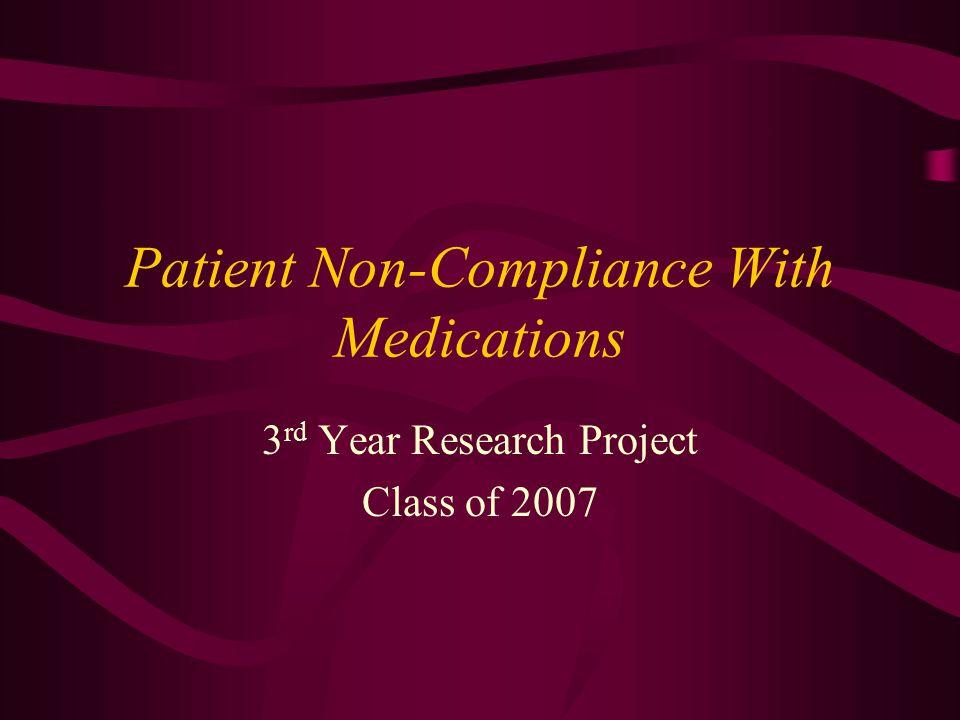 Prerequisites to Adherence 6 1)Demographics 2)Psychosocial & Behavioral Characteristics 3)Medication Characteristics 4)Healthcare Delivery System Characteristics