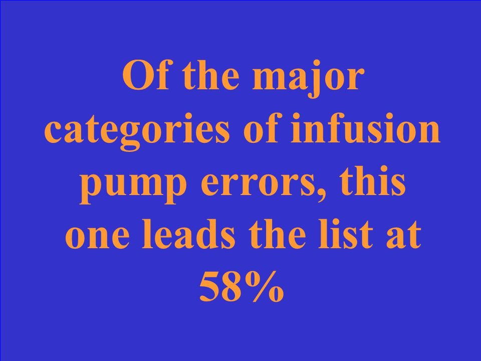 What is the ISMP Do NOT Use List