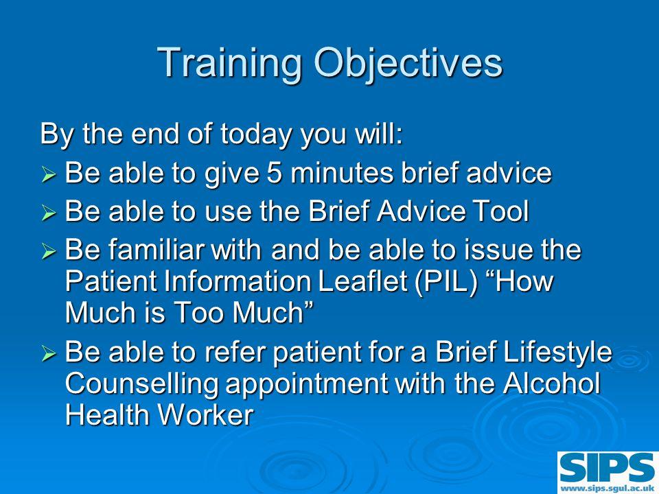 What is Brief Advice.What is Brief Advice.