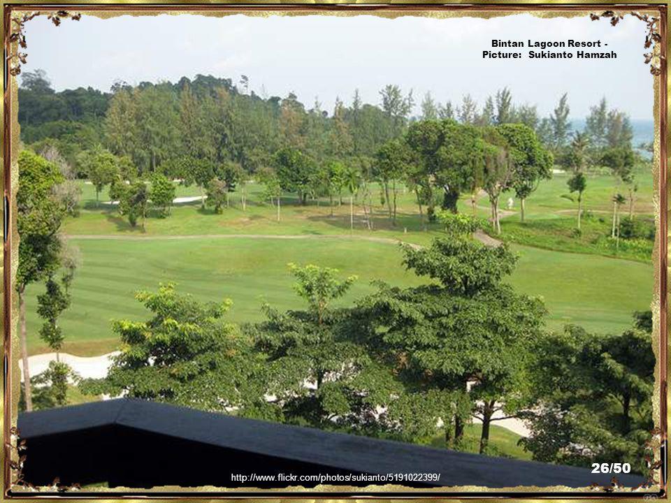 Bintan Lagoon Resort - Picture: Sukianto Hamzah http://www.flickr.com/photos/sukianto/5190715123/ 25/50
