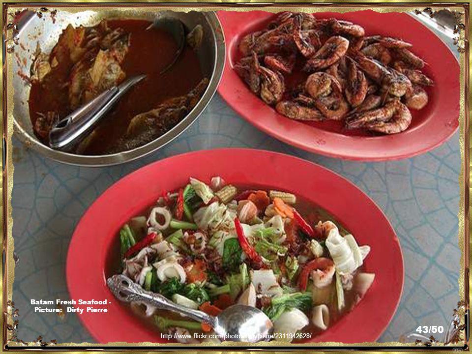 http://www.flickr.com/photos/arumaga/3043041710/ Tasty Crab Dish, Punggur, Batam - Picture: Pietra Arumaga 42/50