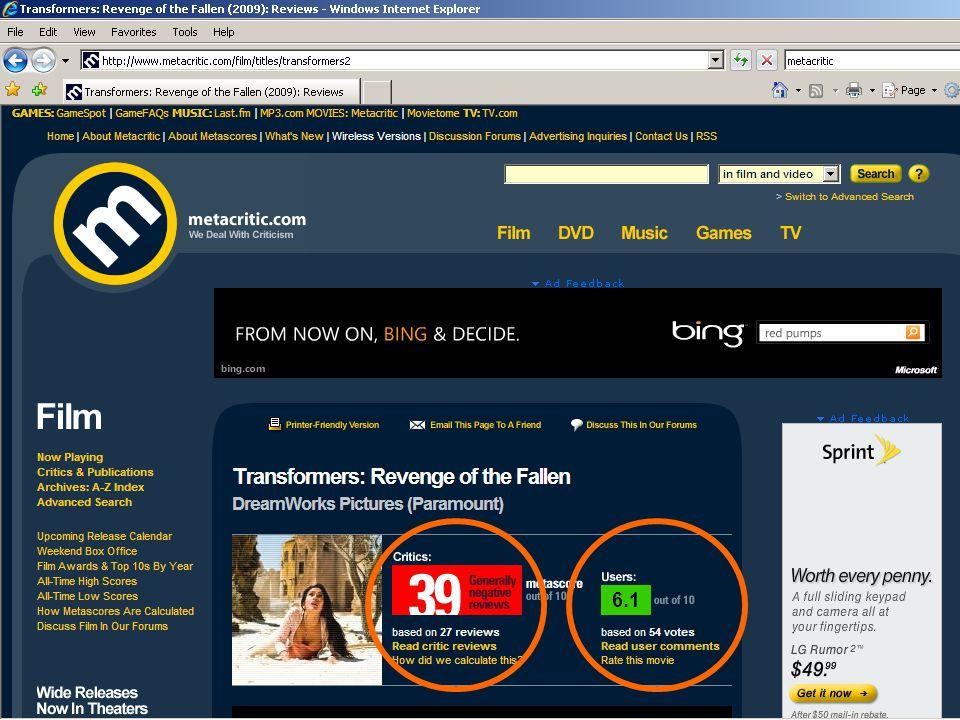 Metacritic.com