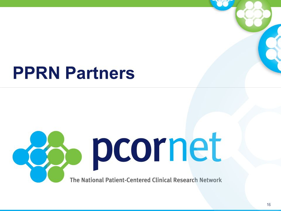 PPRN Partners 16
