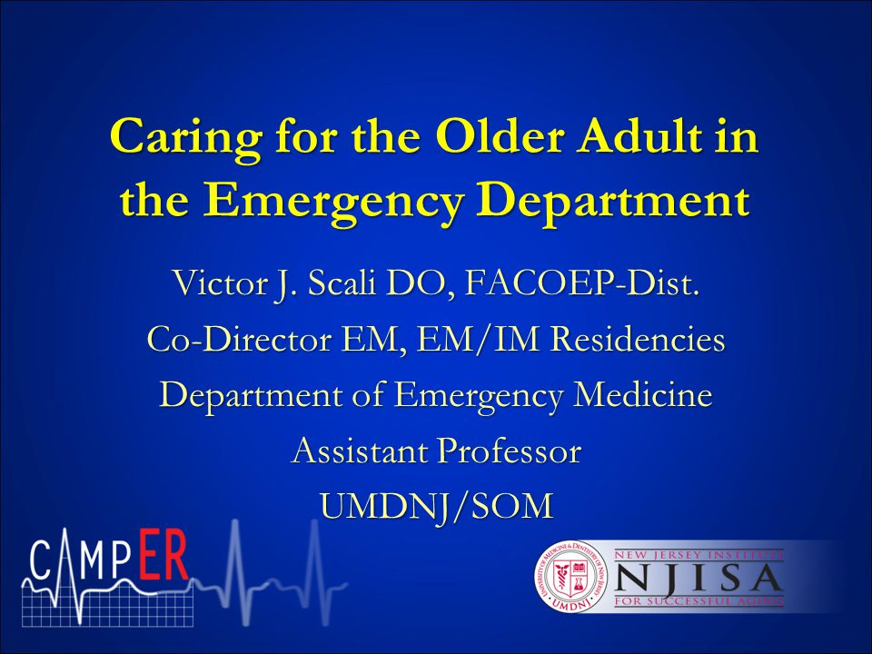 ED Treatment Tends To Be… Complicated –Multi-system involvement Expensive –Imaging: CT, MRI, Ultrasound/Doppler, Nuclear scans Invasive –Central line placement, intubation Dangerous –Anticoagulation, pressors, anti-arrythmic agents, procedural sedation Treatment success ultimately depends on pre- morbid level of conditioning and nutritional status