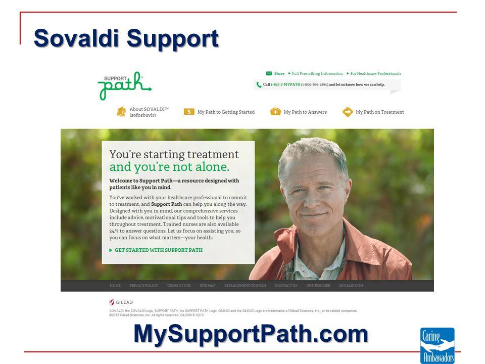 Sovaldi Support MySupportPath.com