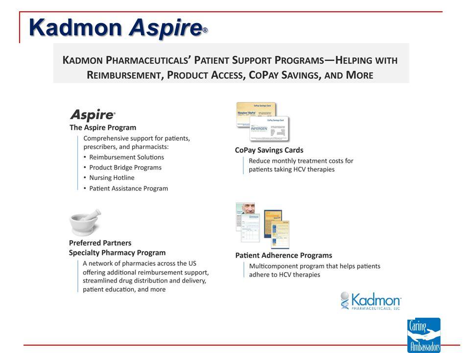 Kadmon Aspire ®